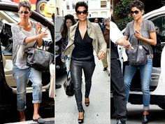 Halle Berry style spotlight - 46 years old and always looking good!