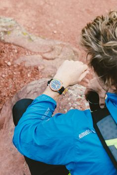 You'll never look at another smartwatch the same way again. Q Crewmaster is a tech gadget that looks like a watch, but acts like a smartwatch. Learn more about our Fossil Q hybrid wearables here!