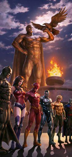 Justice League Superheroes, Justice League Team, Justice League Characters, Deadpool Character, Iron Man Wallpaper, Superman Wallpaper, Movie Wallpapers, Wallpaper Wallpapers, Iphone Wallpapers