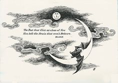 Another Edward Gorey illustration balancing lights and darks, construction the negative white space as much as the inked areas.