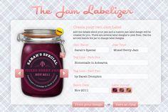 Come creare una etichetta professionale per le marmellate o conserve