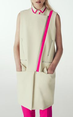 This Preen waistcoat up for pre-order.