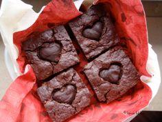 valentine brownies | Valentine's Day Brownies | kawaii kitchen