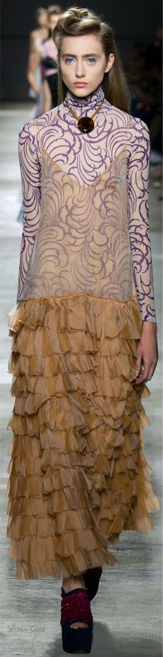⚜⚜ The Eclectic Room & Fashion {mix~match hodge~podge character} ⚜ Dries Van Noten Spring 2016 RTW