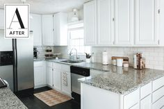 Before & After: A Kitchen Goes from Ugh to Unrecognizable