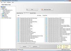 Empty Folder Cleaner, agiliza tu PC eliminando carpetas vacías con este software gratuito
