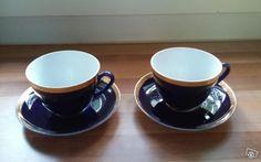 Lomonosovin teekuppi ja lautanen 2kpl