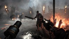 Warhammer: Vermintide II launches early 2018 gameplay reveal trailer