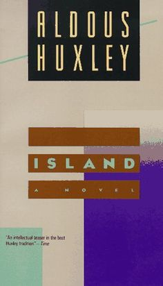 "Island 	  By: Aldous Huxley  Lost References:        The Pala Ferry alludes to Pala, the fictional island of this novel's title. (""?"")      In the beginning of the book, the main character is ""lying there like a corpse in the dead leaves, his hair mattered, his face grotesquely smudged and bruised, his clothes in rags and muddy, Will Farnaby awoke with a start."", appearing to be the inspiration for the very beginning of LOST (""Pilot, Part 1"")."