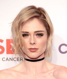 Coco Rocha #short #hairstyles #for #women #haircuts #trends #2017 #trendy #hair #style
