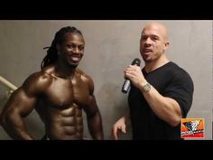 Musclemania Professional Natural Bodybuilding Champion Ulisses Jr. Interviewed By Skip La Cour
