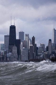 """""""Chicago In November"""""""