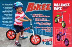Bikee Balance Bike