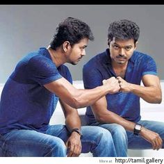 Illayathalapathy to surprise fans with a brand new getup in 'Vijay 59' - http://tamilwire.net/51424-illayathalapathy-surprise-brand.html