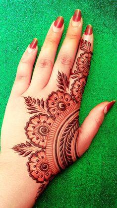 Very Simple Mehndi Designs, Mehndi Designs For Kids, Mehndi Designs Feet, Back Hand Mehndi Designs, Latest Bridal Mehndi Designs, Mehndi Designs Book, Mehndi Designs For Beginners, Mehndi Design Photos, Mehndi Designs For Fingers