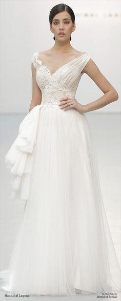 Hannibal Laguna 2016 Wedding Dresses