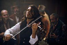 デビッド・ギャレットの「パガニーニ 愛と狂気のヴァイオリニスト」の画像