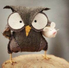 TOP 25 Most adorable DIY OWL projects to make | PicturesCrafts.com