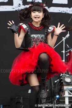 Babymetal @ Sonisphere 2014 可愛いね〜❗️