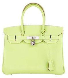 d8cb82157bcc Hermès Epsom Birkin 30 - Kiwi Green  D