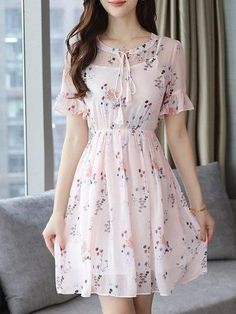 34 ideas dress spring floral outfit ideas for 2019 Dress Outfits, Fashion Dresses, Cute Outfits, Casual Outfits, Elegant Dresses, Pretty Dresses, Sexy Dresses, Summer Dresses, Floral Dresses