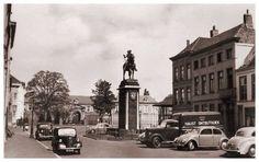 Kasteelplein Breda (jaartal: 1950 tot 1960) - Foto's SERC