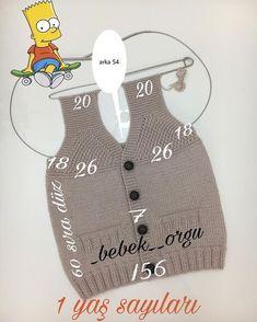 baby-vest-models – My CMS Crochet Baby Poncho, Baby Boy Knitting, Knitting For Kids, Baby Knitting Patterns, Baby Patterns, Free Knitting, Knit Crochet, Knitting Websites, Knitting Blogs