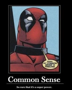 Wouldn't Expect Deadpool To Have That Power - Cheezburger