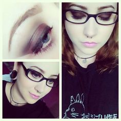 Makeup tips for Women Wearing Eyeglasses | Makeup, Wearing glasses ...