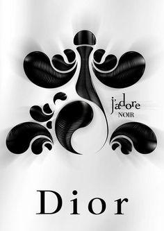 J'adore Noir-Dior (I've gotta get me some of this!)