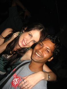 Indian guy and white girl dating