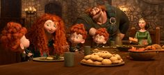 Every meal is an event at Merida's.