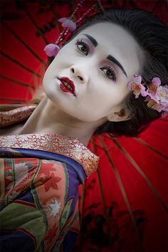 """""""Portrait of Geisha"""" by Arief Nurdin"""