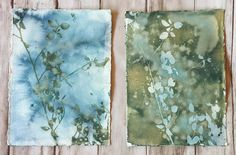 The #wetcyan Cyanotype How-To