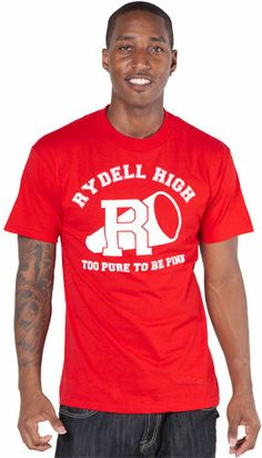 """Rydell High Shirt from """"80s Tees"""" $5"""