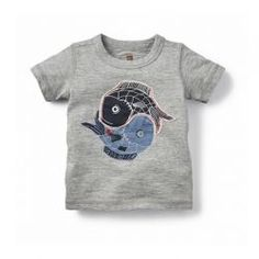 2015 Summer Yin Yang Fish Tee from #TeaCollection - The classic design is inspired by the Korean flag.