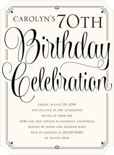 22 80th Birthday Invitation Templates Free Sample Example