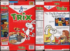 General Mills retro packaging exclusively at Target