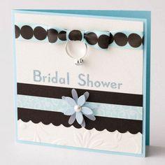 Ringing Bridal Shower Card