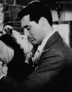 Irene Dunne and Cary Grant in My Favorite Wife.