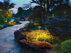 Browse photos of outdoor lighting ideas from DIY Network.