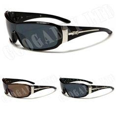D.G Mens Designer Driving Wrap Sunglasses DG802 New