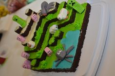 "Photo 23 of 41: Minecraft Birthday Party / Birthday ""D's Minecraft Party"" 