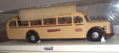 Brekina Mercedes Bus | eBay