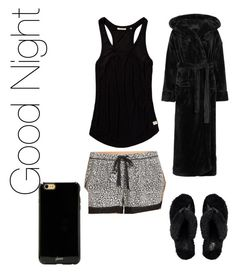 """Good Night"" by slimshorty ❤ liked on Polyvore"