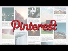 Como hacer el panel de imágenes de pinterest