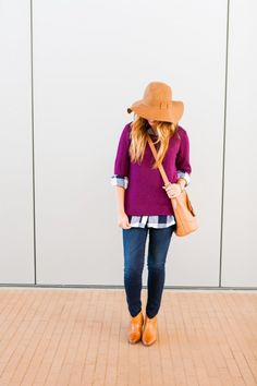 Style Sessions: Layering with Old Navy | theglitterguide.com #OldNavyStyle