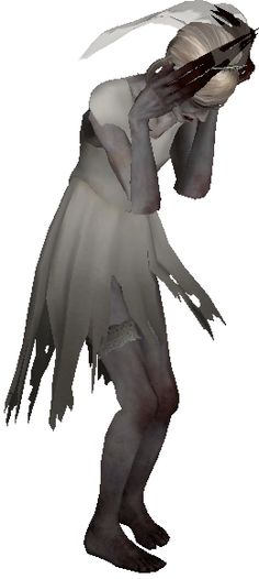 The witch bride only appears in 'The Passing' on Left 4 Dead 2 and is sat on an alter. She is the same as a normal witch, only she looks different and will attack if you play the music on a nearby speaker.