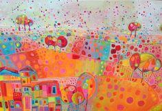 SOPHIE JOURDAN artist | Quand les villes pétillent : rencontre avec Sophie JOURDAN