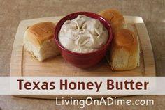 Texas Roadhouse Honey Butter Recipe